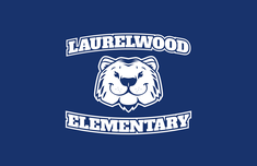 Laurelwood Logo (White)