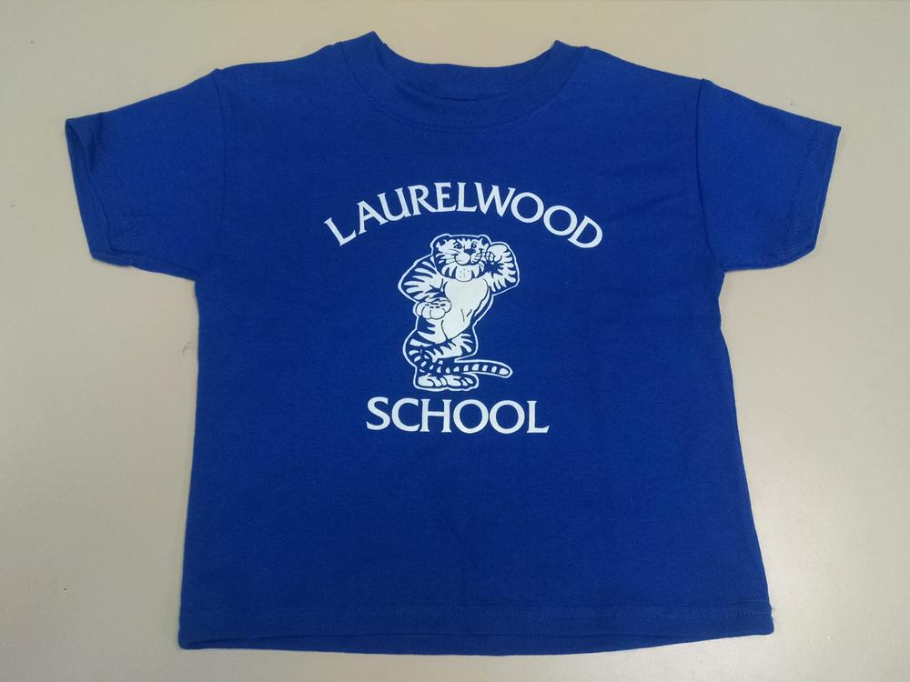 Laurelwood logo t-shirt